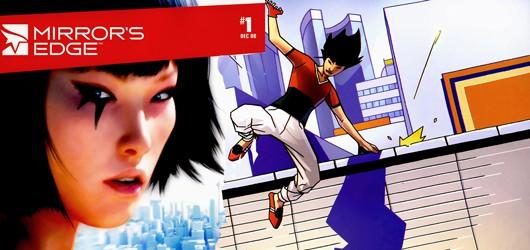 Комикс Mirror's Edge, выпуск №1