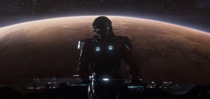 Mass Effect Andromeda — разбор трейлера