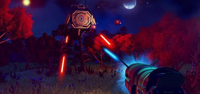 E3 2015: новый геймплей No Man's Sky