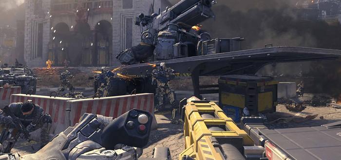 Одиночный и мультиплеерный геймплей Call of Duty: Black Ops 3