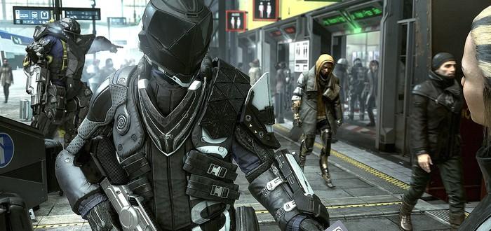 PC Gaming: Технологическое демо Deus Ex: Mankind Divided