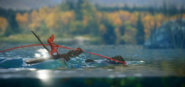 Мартин Салин — cамый трогательный разработчик E3 2015