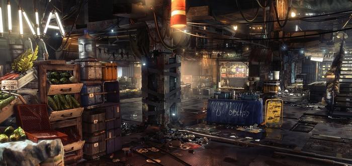 Еще немного геймплея Deus Ex: Mankind Divided с E3 2015