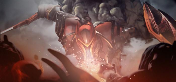 Бета Dota 2 Reborn вышла на PC