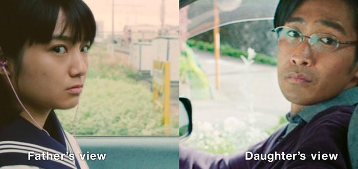 Невероятно трогательная реклама Toyota: Отец и Дочь