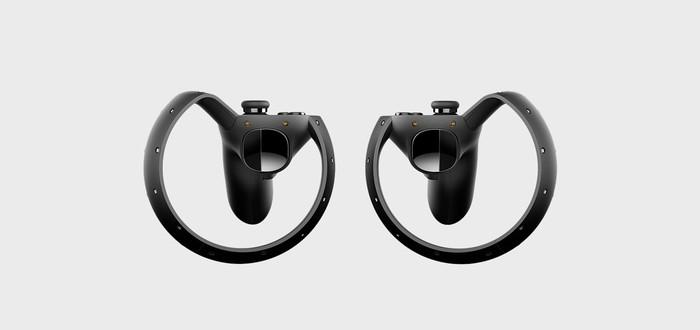 Контроллер Oculus Touch не для порно