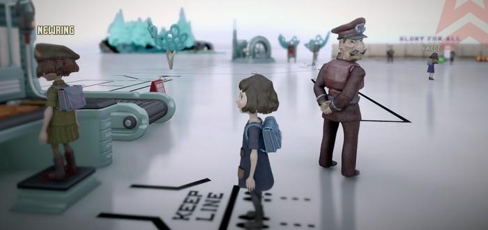 The Tomorrow Children выйдет на PS4 этой осенью