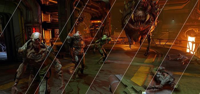 Новый Doom выглядит лучше без лишней желтизны