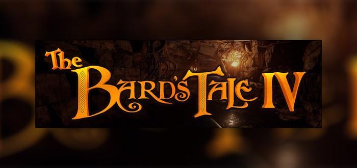 The Bards Tale IV: Новый век - новая история