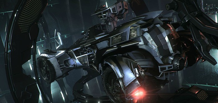 Nvidia выпустила драйвера для Batman: Arkham Knight