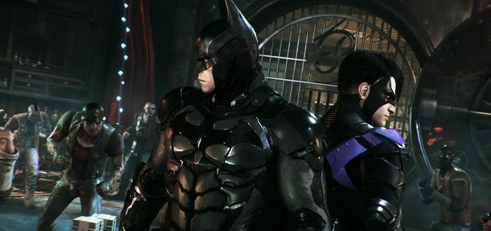 Rocksteady взбесила владельцев AMD новыми системными требованиями Batman: Arkham Knight