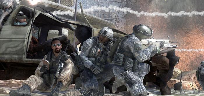 Activision думает о перевыпуске серии Call of Duty