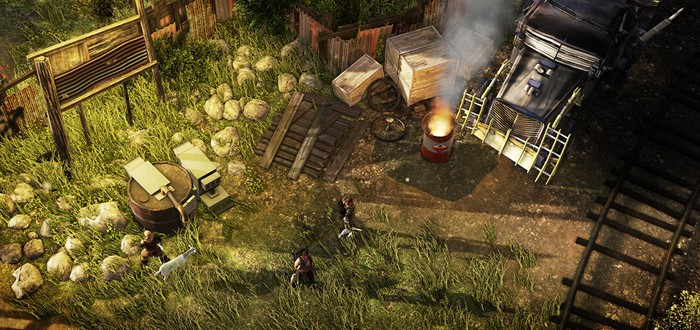 Трейлер Wasteland 2 Director's Cut