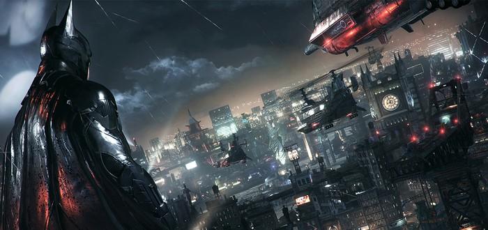 Портированием Batman: Arkham Knight занималось 12 человек