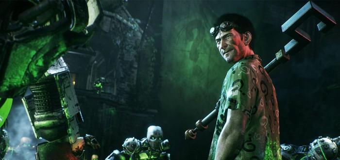 Гайд Batman: Arkham Knight – Паззлы и Челленджи Риддлера