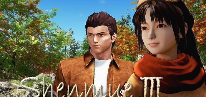 Sony не получит ни копейки от «Кикстартера» Shenmue 3