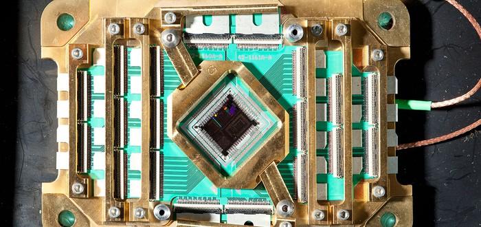 D-Wave создала квантовый процессор с 1000 кубитов