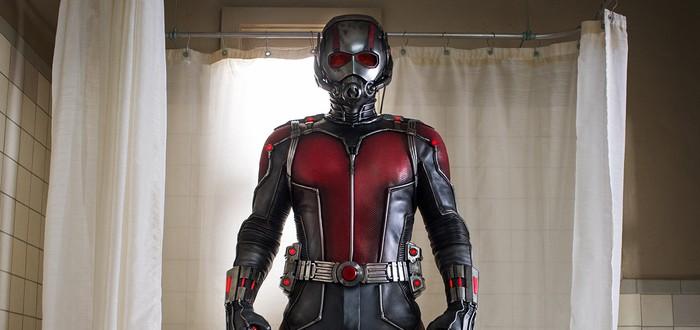 Японский трейлер Ant-Man с новыми кадрами