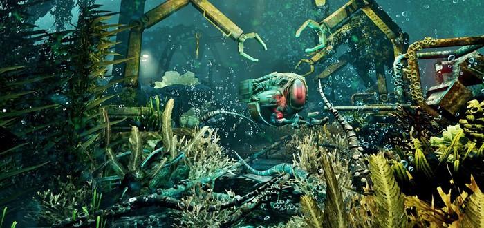 Геймплейный тизер SOMA с E3 2015