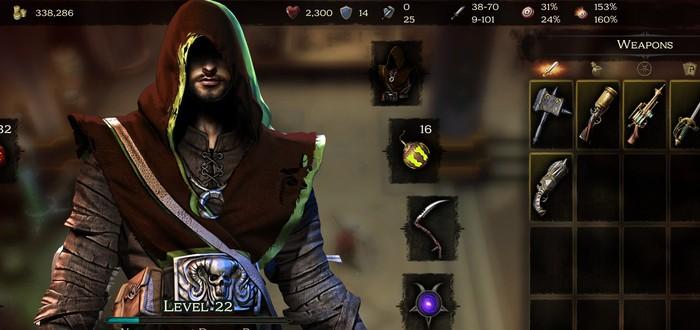 Экшен-RPG Victor Vran выйдет 24 Июля