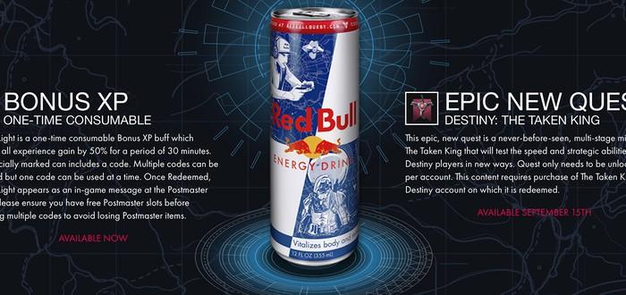 Массивный фейл Red Bull и Destiny
