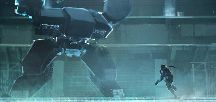 Спидпейнтинг Metal Gear Solid