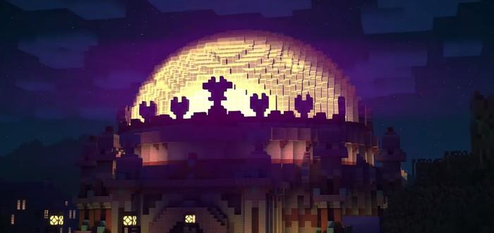 Первый трейлер Minecraft: Story Mode от TellTale
