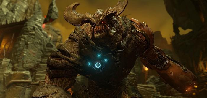 """Карты нового Doom похожи на """"скейт-парки"""""""