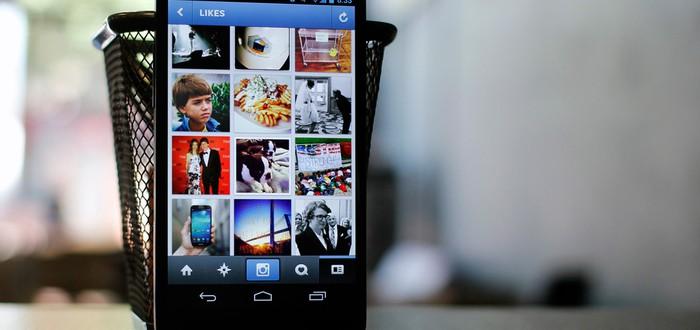 Instagram увеличивает размер изображений до 1080x1080