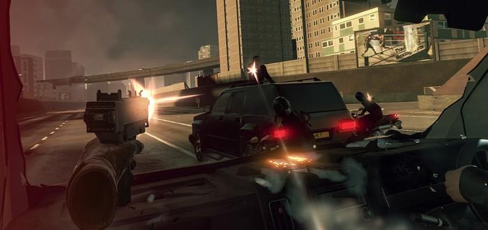 Скриншоты и видео VR-эксклюзива PS4 – London Heist