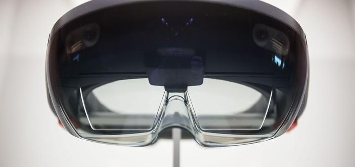Новая презентация HoloLens
