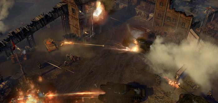 Анонс Company of Heroes 2: The British Forces
