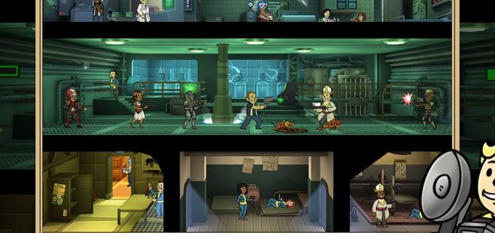 В Fallout Shelter добавлен фото-режим