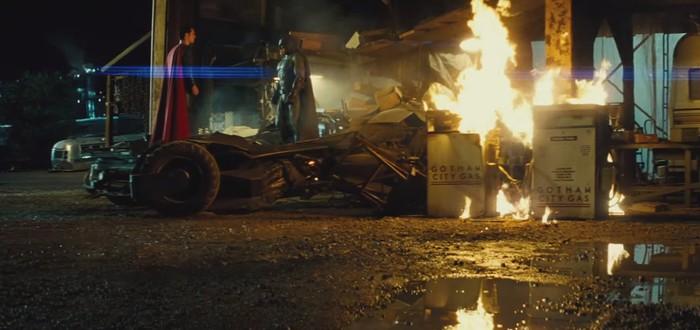 Новый трейлер Batman v Superman: Dawn of Justice