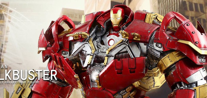 Великолепная фигурка Hulkbuster за $825