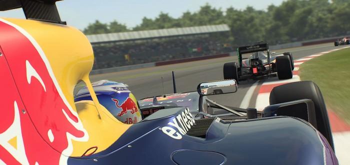 F1 2015 в топе Британских продаж