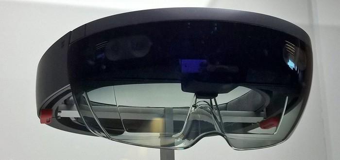 Microsoft: HoloLens не будет рассчитан на игры в первую очередь