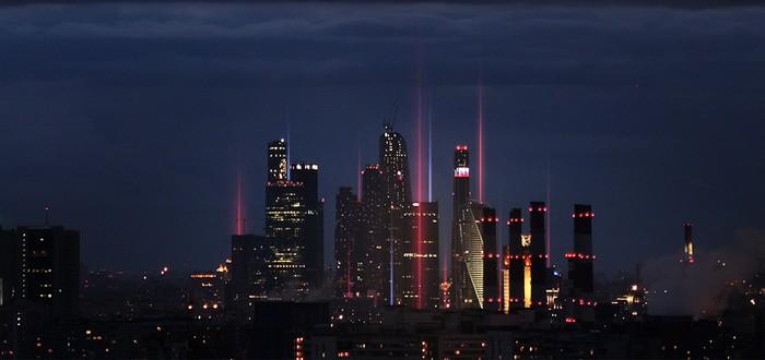 One Shot: Москва-сити
