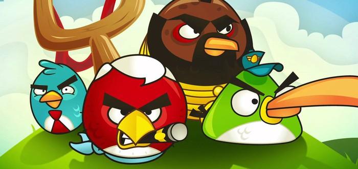 Анонс Angry Birds 2