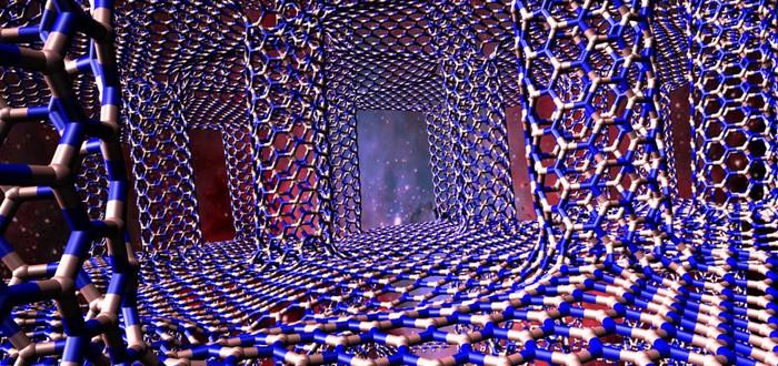 Трехмерный белый графен может стать революцией в охлаждении гаджетов