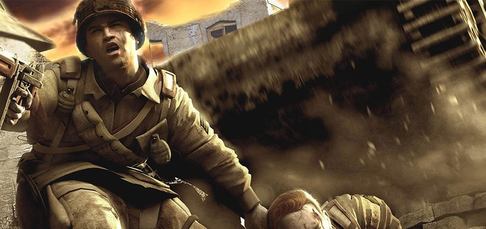 Gearbox работает над новой игрой Brothers in Arms