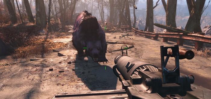 Fallout 4 интересней для Bethesda, чем разборки с платными модами