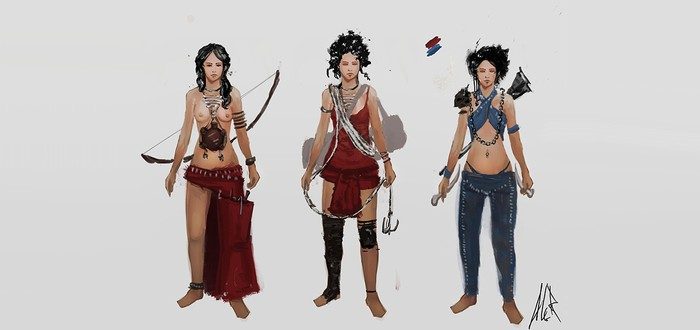 В Rust добавили женские модели – для админов