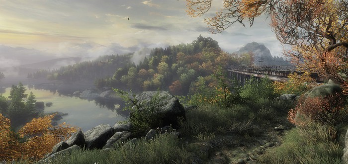 The Vanishing of Ethan Carter – сравнение Unreal Engine 3 и Unreal Engine 4
