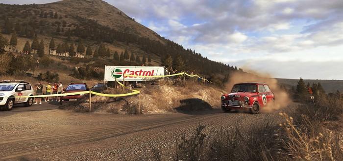 DiRT Rally – без DLC и моддинга