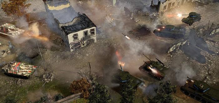 Трейлер Company of Heroes 2: The British Forces – Танк Черчилль
