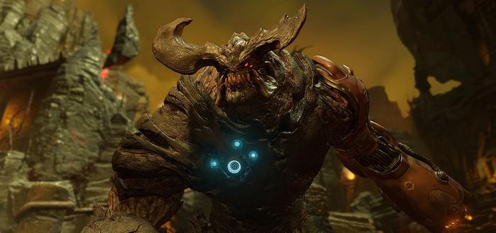 Анонс альфа-тестирования Doom на PC, PS4 и Xbox One