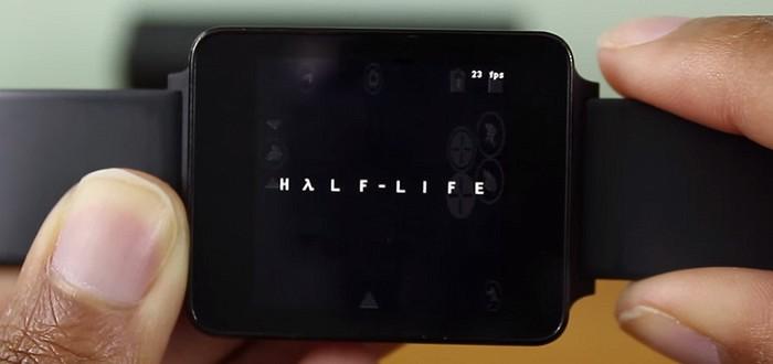 Half-Life на умных часах