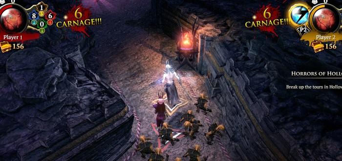Новые скриншоты Overlord: Fellowship of Evil
