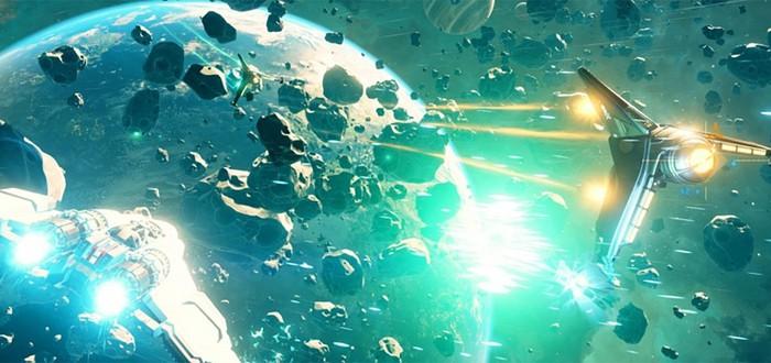 Трейлер пре-альфа геймплея EVERSPACE